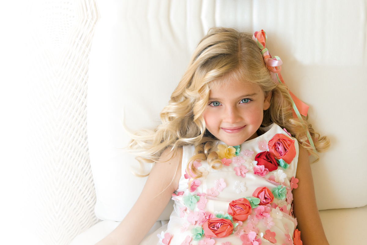 Spring Flowers Childrens Boutiques
